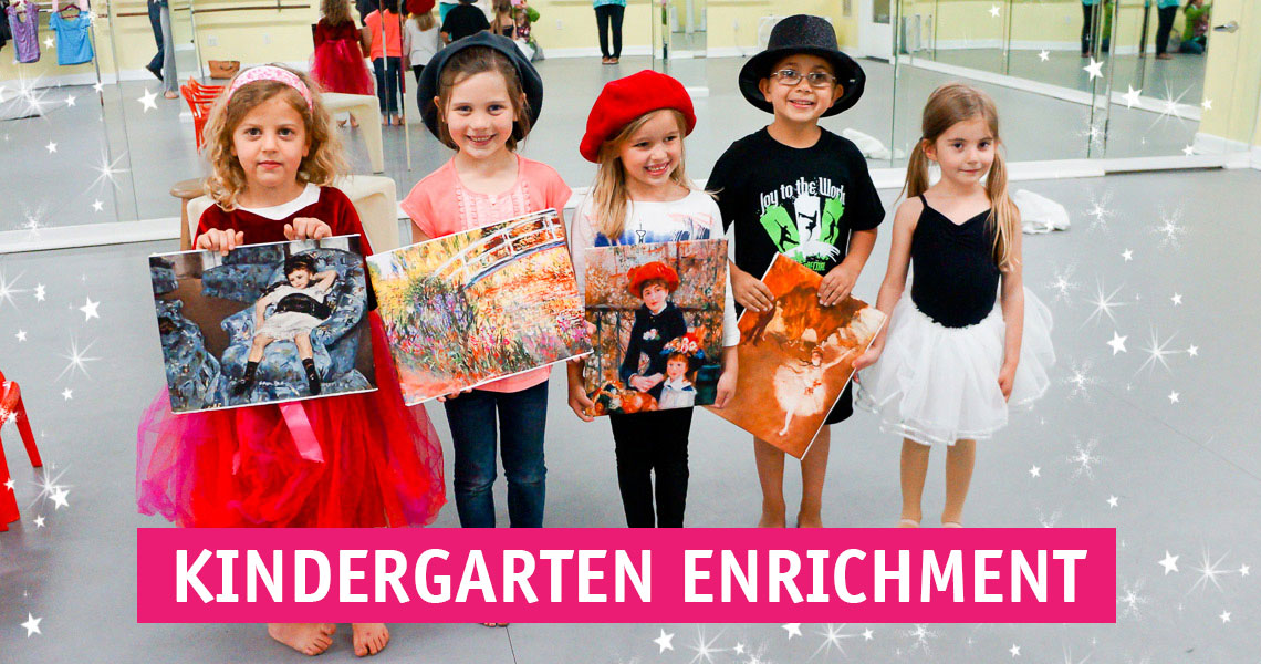 Kindergarten Enrichment