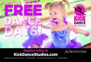 Free Dance Days at KICK Dance Studios!