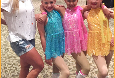 Kick Dance School team wins big at national event