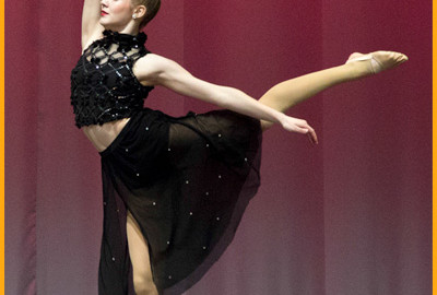 Kick Dance student accepted to Broadway Dance Center