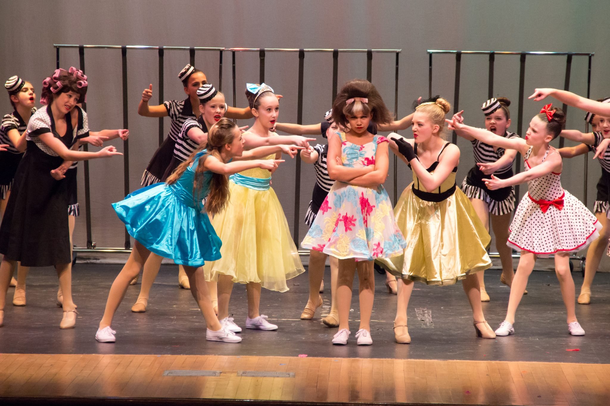 Competitive Dance - Performing Groups and Competitive ...