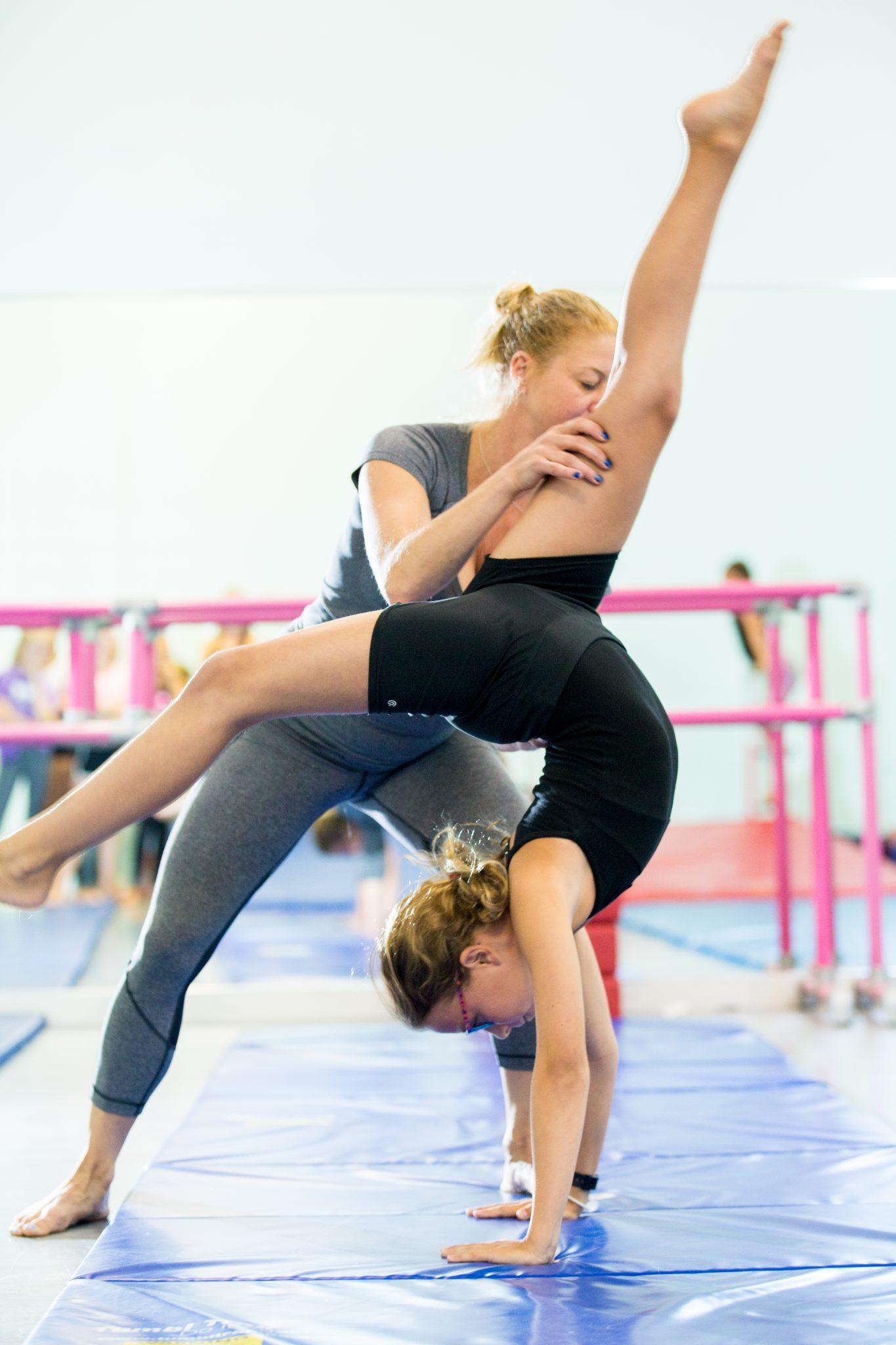 Acro Gymnastics Kick Dance Studios Dance School In