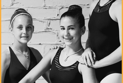 Kick Dancers Attend Joffrey Ballet School for The Summer
