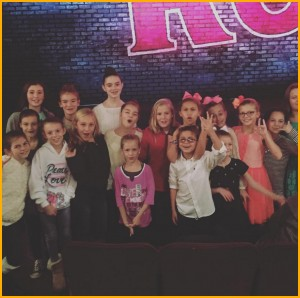 Kick Dance Studios visits School of Rock