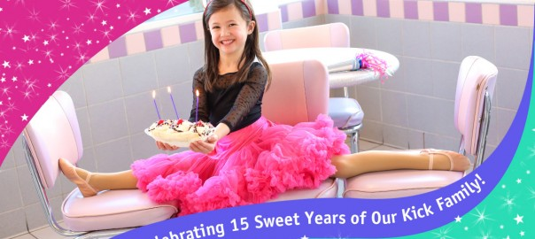 Kick Dance Studios 15th Anniversary