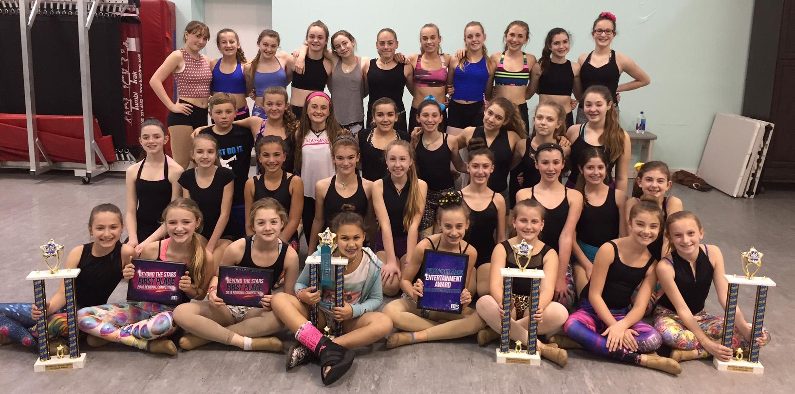Kick Dance competition